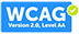 Level Double-A conformance, W3C WAI Web Content Accessibility Guidelines 2.0